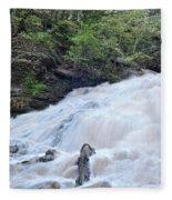 Dunnings Falls Fleece Blanket
