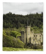 Dunvegan Castle Fleece Blanket