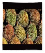 Durian Fleece Blanket