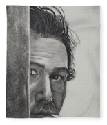 Dustin Hoffman Fleece Blanket