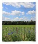 Dutch Blue Fleece Blanket