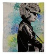 Dylan 1 Fleece Blanket