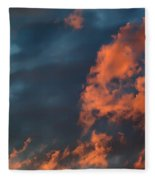 Dynamic Sky Fleece Blanket