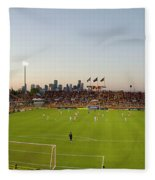 Dynamo Pano Fleece Blanket