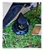 E Company Black Hat Fleece Blanket