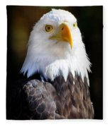 Eagle 14 Fleece Blanket