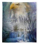 Eagle Falls Fleece Blanket