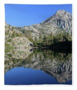 Eagle Lake Wilderness Fleece Blanket
