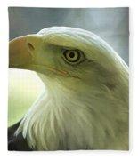 Eagle Majesty Fleece Blanket