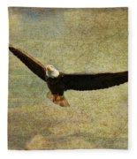 Eagle Medicine Fleece Blanket