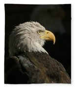 Eagle Profile 1 Original Photo Fleece Blanket