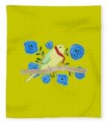 Early Bird Fleece Blanket