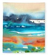 Early Morning 17 Fleece Blanket