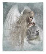 Earth Angel Fleece Blanket