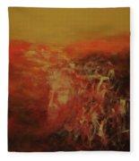 Earth Spirit Fleece Blanket