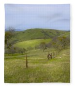 East Ridge Trail Barbed Wire Fleece Blanket