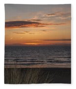 Easter Beach Part 5 Fleece Blanket