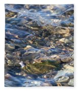 Ebbing Tide 2 Fleece Blanket