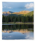 Echo Lake 6 Fleece Blanket