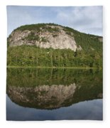 Echo Lake State Park - North Conway  New Hampshire Usa Fleece Blanket