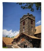 Eckert Colorado Presbyterian Church Fleece Blanket