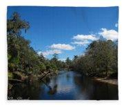 Econlockhatchee River Fleece Blanket