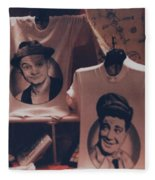Ed And Ralphie Boy Fleece Blanket