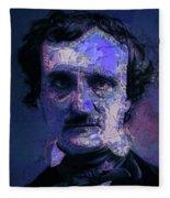 Edgar Allan Poe, Artsy 1 Fleece Blanket