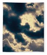 Edgewater Skies Fleece Blanket