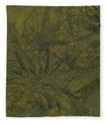 Edition 1 Kelp Fleece Blanket