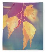 Effeuillantine - 17a Fleece Blanket