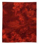 Egregore Of Set Amun Tetragrammaton Fleece Blanket
