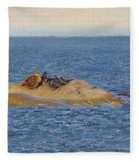 eider Family Fleece Blanket