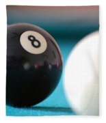 Eightball Fleece Blanket