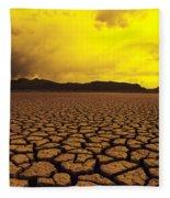 El Mirage Desert Fleece Blanket
