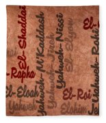 El-olam Fleece Blanket