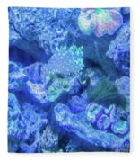 Electric Coral Fleece Blanket