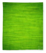 Elegant Green Abstract Background Fleece Blanket