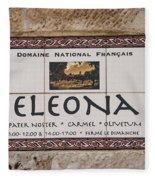 Eleona Fleece Blanket