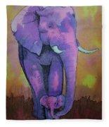 My Elephant   Fleece Blanket
