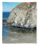 Elephant Rock Fleece Blanket