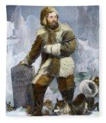Elisha Kent Kane, 1820-1857 Fleece Blanket