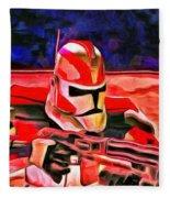 Elite Trooper - Da Fleece Blanket