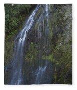 Elkview Falls Fleece Blanket