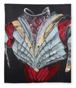 Elven Armor Fleece Blanket