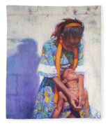 Emancipation Fleece Blanket