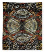 Embellished Texture Fleece Blanket