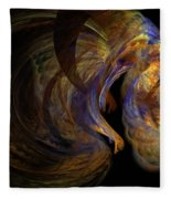 Embryonic Fleece Blanket