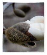 Emerging Fleece Blanket