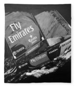 Emirates Team New Zealand Fleece Blanket